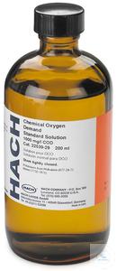 COD Standard Solution; 1000 mg/L; 200 mL bottle COD Standard Solution; 1000...