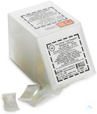 Iron; Ferrozine reagent; PP; 50/pk 25 mL sample; 0.009-1.400 mg/L Iron;...