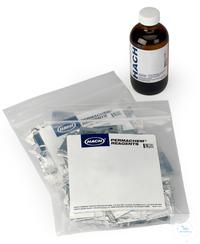 Zinc Reagent Set; 0-2.00 mg/L Zn 100 tests; Zincon method Zinc Reagent Set;...