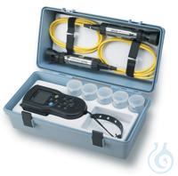 Field Kit: case including glove & 5 sample cups Field Kit: case including...