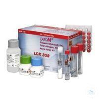 LATON cuvette test measuring range 20-100 mg/l TN * LATON cuvette test...