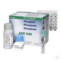 Phosphate (ortho/total) cuv.test measuring range 0.05-1.5 mg/l PO4-P...