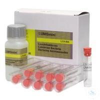LUMISmini luminescent bacteria 90 tests, 10 tubes prepared LUMISmini...