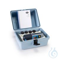DR300 - Chlorine & pH, w. Box, Pock et Colorimeter DR300 - Chlorine & pH, w....
