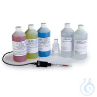 KTO: PHC705 RedRod Lab pH Electrode with Cal. Pack KTO: PHC705 RedRod Lab pH...