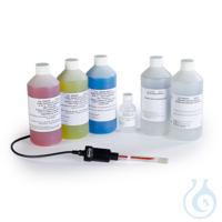 KTO: PHC729 RedRod Lab pH Electrode with Cal. Pack KTO: PHC729 RedRod Lab pH...