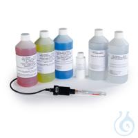 KTO: PHC805 Lab pH Electrode with C al. Pack KTO: PHC805 Lab pH Electrode...