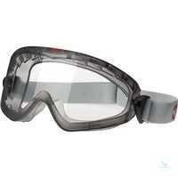 Vollsichtbrille 2890SA Die Serie der 3M™ 2890 Vollsichtbrillen besteht aus...