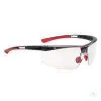 Schutzbrille Adaptec 1030749 4A+ R Höhenverstellbarer mittlerer Nasensteg,...