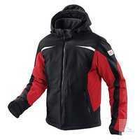 Winter Softshell Jacke 1041-7322-9955 schwarz-mittelrot Größe XS 2...