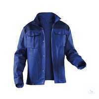 IDENTiQ cotton Jacke 1044 1314 4648 kornblumenblau-dunkelblau, Größe 102 2...