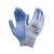 HyFlex® 11-518 Größe 10 Die Verbindung der Dyneema®-Diamond-Technologiefaser...