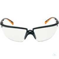 Schutzbrille Solus0SO Mit farblich akzentuierten Bügeln und dem trendigen...