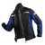 Ultrashell-Jacke 11415227-9946 schwarz-kornblumenblau Größe XS...