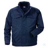 Winterjacke 4420 PP dunkelblau, Größe XS Schmutz-, öl- und wasserabweisend,...