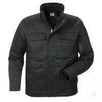 Winterjacke 4420 PP schwarz, Größe XS Schmutz-, öl- und wasserabweisend,...