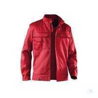 SPECIFiQ Jacke 11583411 mittelrot, Größe 102 2 Brusttaschen mit Patte und...