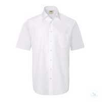 Hemd ½ Arm Performance 122-01 Weiß Größe XS Besonders strapazierfähiges Hemd...