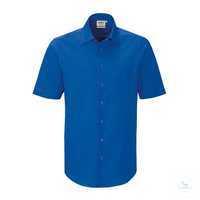 Hemd ½ Arm Performance 122-10 Royal Größe XS Besonders strapazierfähiges Hemd...