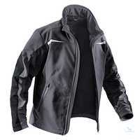 Softshell Jacke 1241 7322 9799 anthrazit-schwarz Größe XS 2 eingearbeitete...