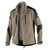 ACTIVIQ Jacke 1250-5365-2599 sandbraun-schwarz Größe XS Körperbetonter...