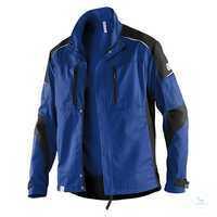 ACTIVIQ Jacke 12505365 4699 kornblumenblau-schwarz Größe XL