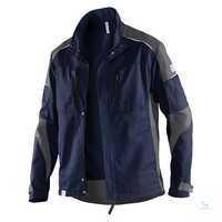 ACTIVIQ Jacke 12505365 4897 dunkelblau-anthrazit Größe S
