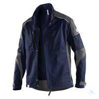 ACTIVIQ Jacke 12505365 4897 dunkelblau-anthrazit Größe XS Körperbetonter...