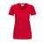 Women-T-Shirt Classic 127-02 rot Größe XS Klassisches T-Shirt für Damen mit...