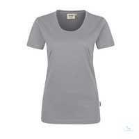 Women-T-Shirt Classic 127-43 titan Größe XS Klassisches T-Shirt für Damen mit...