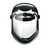 Kopfhalterung Bionic PC 1011623 Große Visiere von höchster Qualität für...