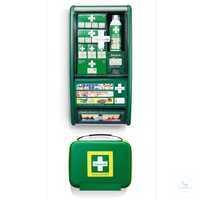Fist-Aid-Station Set Din 13157 Mit dem neuen mobilen First Aid Kit von...
