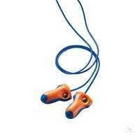 Gehörschutzstöpsel detectable mit Band LASERTRAK 330 1167 Stöpsel mit dem...