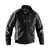 Wetter-Dress Jacke 13675229 schwarz-anthrazit, Größe XS Kontrast-Elemente:...