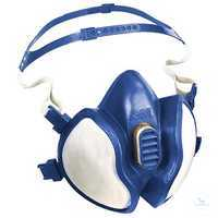 Atemschutzmaske FFA2P3D, 4255 Gebrauchsfertige, wartungsfreie Maske für...