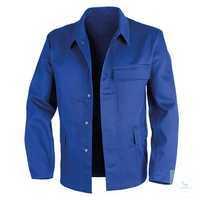 Schweißerschutz Jacke 14128411-46 kornblumenblau Größe 60...