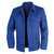 Schweißerschutz Jacke 14128411-46 kornblumenblau Größe 44...