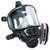Vollmaske Promask 5512670 Größe S Multifunktions-Vollmaske mit Innenmaske aus...