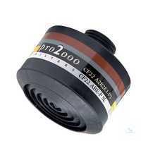 Pro2000 Filter EC230R SCOTT Pro2000 Schraubfilter 40 mm. Für Protector Vision...