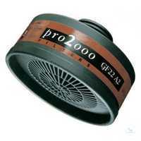 Pro2000 Filter EC200R SCOTT Pro2000 Schraubfilter 40 mm. Für Protector Vision...