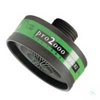 Pro2000 Filter EC203R SCOTT Pro2000 Schraubfilter 40 mm. Für Protector Vision...
