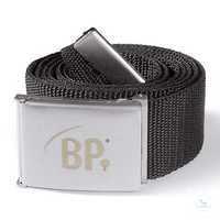 Gürtel 1499001-32 schwarz Größe uni Metallschnalle, Länge individuell zu kürzen.