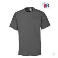 T-Shirt für Sie&Ihn 1621171-53 dunkelgrau Größe XS 1/2-Arm, Rundhals, Länge...