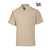 Poloshirt für Sie&Ihn 1612 181-47 ecru Größe XS 1/2-Arm, Polokragen mit...