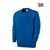Sweatshirt für Sie&Ihn 1623193-13 königsblau Größe XS 1/1-Arm, Rundhals,...