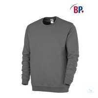Sweatshirt für Sie&Ihn 1623193-53 dunkelgrau Größe XS 1/1-Arm, Rundhals,...