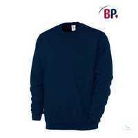 Sweatshirt für Sie&Ihn 1623 193 110 nachtblau Größe XS 1/1-Arm, Rundhals,...