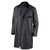 Mantel 1745 3311 9799 anthrazit-schwarz Größe S 2 Brusttaschen mit Patte und...