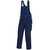 Latzhose 1798720-110 nachtblau-anthrazit Größe 44N Robustes Markengewebe mit...