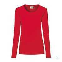 Women-Longsleeve Performance 179-02 Rot Größe XS Besonders strapazierfähiges...